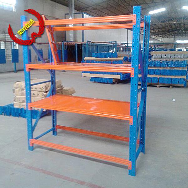 工厂直销批发货架定做新型广州货架仓库架子每层承重200KG