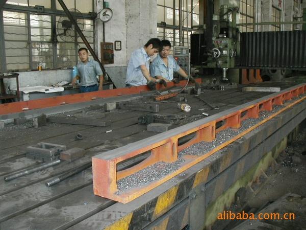 上海工厂对外承接加工大型高精度阀体泵体