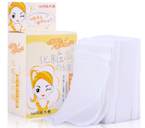556美妆工具卸装化妆棉100片装优质化妆棉批发VOV化妆棉