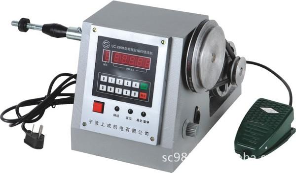供应:大扭力,粗线径调速电动绕线机(图)打丝机