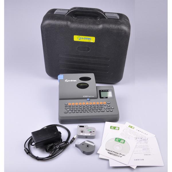 供应标签|PVC套管印字机K900PC|色带打印机
