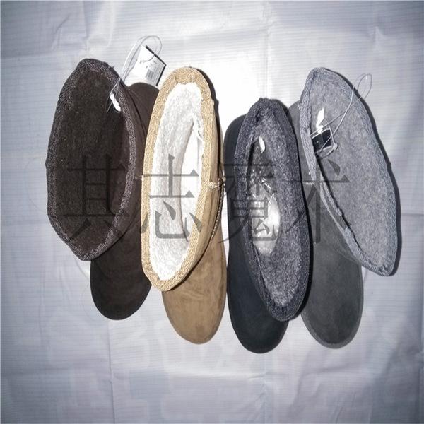雪地靴厂家直批库存处理中筒保暖加厚男女雪地靴棉靴批发