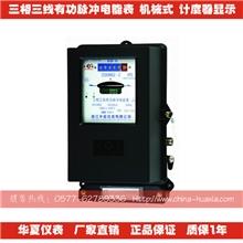 供应华夏三相三线脉冲电能表DSM862型