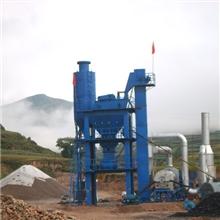 供应LB1000型沥青搅拌站间歇强制式沥青搅拌站(可搬迁)