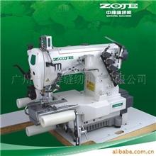 中捷ZJC2500P系列高速直接拖布轮筒式绷缝机