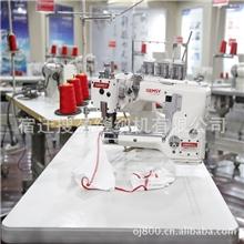 【品牌产品】四针六线拼缝机、拼缝机、绷缝机、四针六线缝纫机