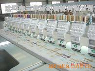 供应12头贵州民族服装电脑绣花机