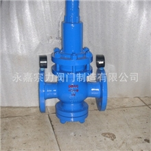 厂家生产销售蒸汽减压阀YK43H型天燃气减压阀氦气氮气减压阀