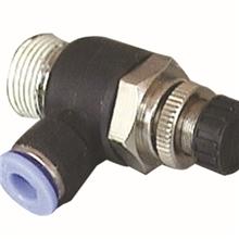 [厂家生产直销]气动接头SL.10-04M20系列L型节流阀