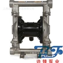 气动隔膜泵QBY3-65不锈钢隔膜泵第三代气动隔膜泵隔膜泵厂家