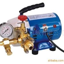 国甫牌电动试压泵、压力测试泵、试压泵、电动打压机、管道试压泵