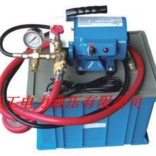 巨工工具DSY-60电动试压泵压力测压泵打压泵管道试压泵手提
