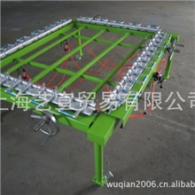 供应高精密制版机械式拉网机