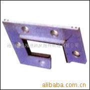 供应机床导轨刮屑板和槽板、刮油片、LB型撞块槽板
