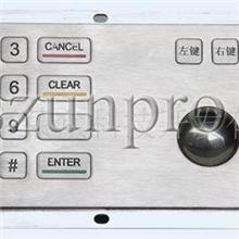 供应金属密码键盘/面板/解码板(YRZ5238)