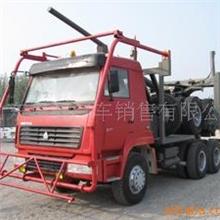 供应371马力原木运输车