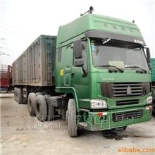 厢式货车,豪沃375马力,二拖三厢式货车,二手豪沃厢式货车,豪沃
