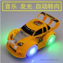 W067【特价促销】超炫万向玩具车发光音乐玩具
