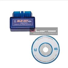 外贸批发微型MINIELM327BluetoothOBD2汽车检测仪/诊断仪