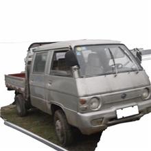 供应福田牌BJ1028V3AA3汽车拆车件汽车二手件