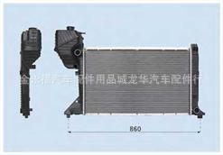 厂家直销奔驰凌特汽车水箱散热器奔驰散热配件dpi2796