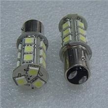 厂家直销1157长亮加爆闪双模式18SMD汽车改装尾灯刹车灯