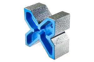 岩石V型块磁性型架(V型块)大量供应专业生产