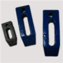 『低价供应』齿形压板/模具压板/罗门锻打齿形压板M10
