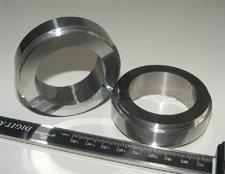 厂家生产硬质合金小螺纹冷轧带胁钢筋轧辊辊环可修磨反复使用