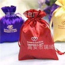 色丁袋拉绳布袋礼品包装袋购物袋首饰袋保护袋收纳用品
