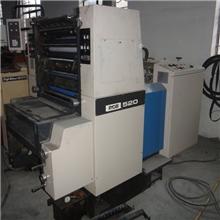 97年良明520单色全气动胶印机