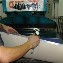 橡皮布铝夹加工