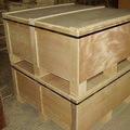东莞寮步专业制作各类熏蒸木箱 寮步供应免熏蒸胶合木箱