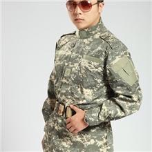 ACU特战套服美军迷彩服美军特战版外军迷彩套装户外CS装备CP
