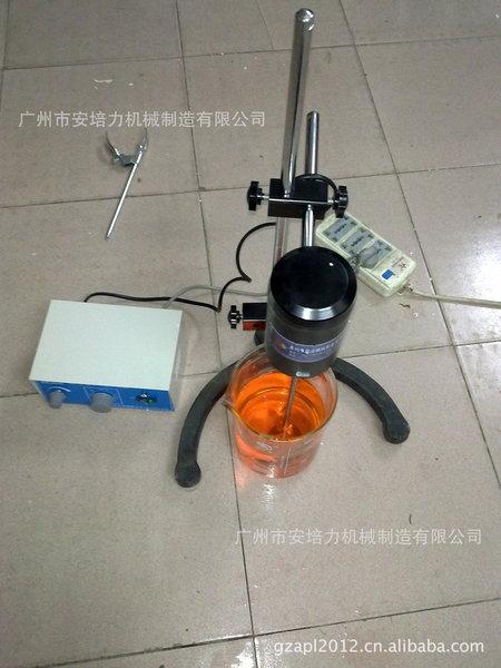 实验室搅拌机,250ml烧杯用搅拌型搅拌机,小型油墨电动搅拌器