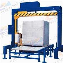 悬臂式缠绕裹包机包装机械设备上海派如包装机械设备