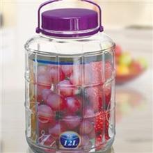 【少量可批】12升玻璃密封泡酒瓶高白料酿酒密封玻璃罐药酒瓶