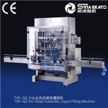 厂家供应灌装机械设备全自动灌装机4/6头液体灌装机定量灌装机