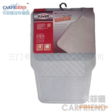 carmat外贸出口脚垫通用脚垫PVC透明脚垫PVC汽车脚垫脚踏垫