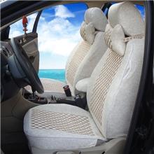新款象皮绒冰丝汽车座套订做各种车型整座全包围专车专用座套