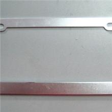 供应厂家直销的铝合金车牌架牌架框
