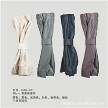 sak-011黑色平面布、汽车窗帘、汽车改装、遮阳帘、高档防紫外线