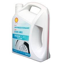 壳牌防冻液/水箱水箱宝/-30度防冻液4L装/正品/行货(红色)