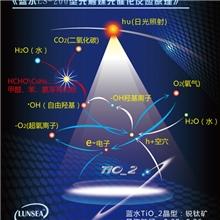 室内空气净化除甲醛装修污染治理光触媒TiO_2
