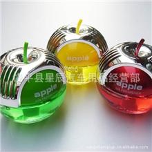 厂家直销汽车香水苹果香水高级汽车香水座苹果汽车香水座