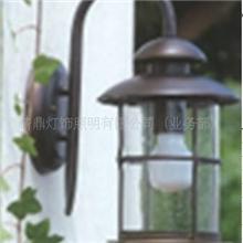 室外照明灯具LED欧式现代壁灯,户外灯小区园林灯铁艺壁灯