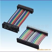 排线厂家直供IDC成品灰排线,IDC连接器,进口排线,电脑连接线