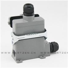 『厂家直销』重载连接器HDC-HA-01616芯工业插座矩形插座