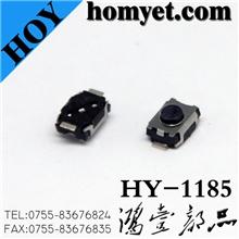 厂家供应3x4轻触开关系列小乌龟轻触开关3x4x2按键HY-1185