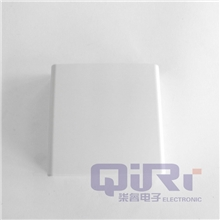 FTTH光纤到户光纤86型桌面信息盒光纤面板SC光纤信息面板